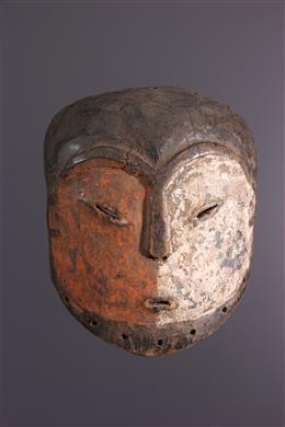 Art africain - Masque Jonga