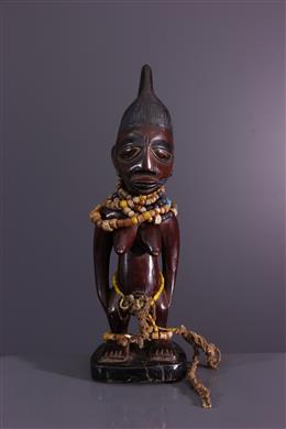 Statuette Ibeji Yoruba
