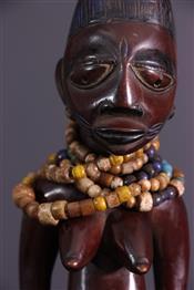 Statues africainesPoupée Yoruba