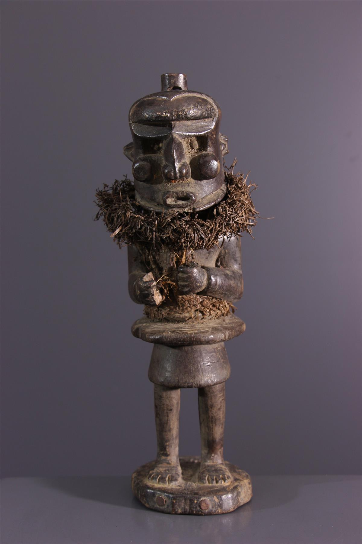 Statuette Binji - Art africain