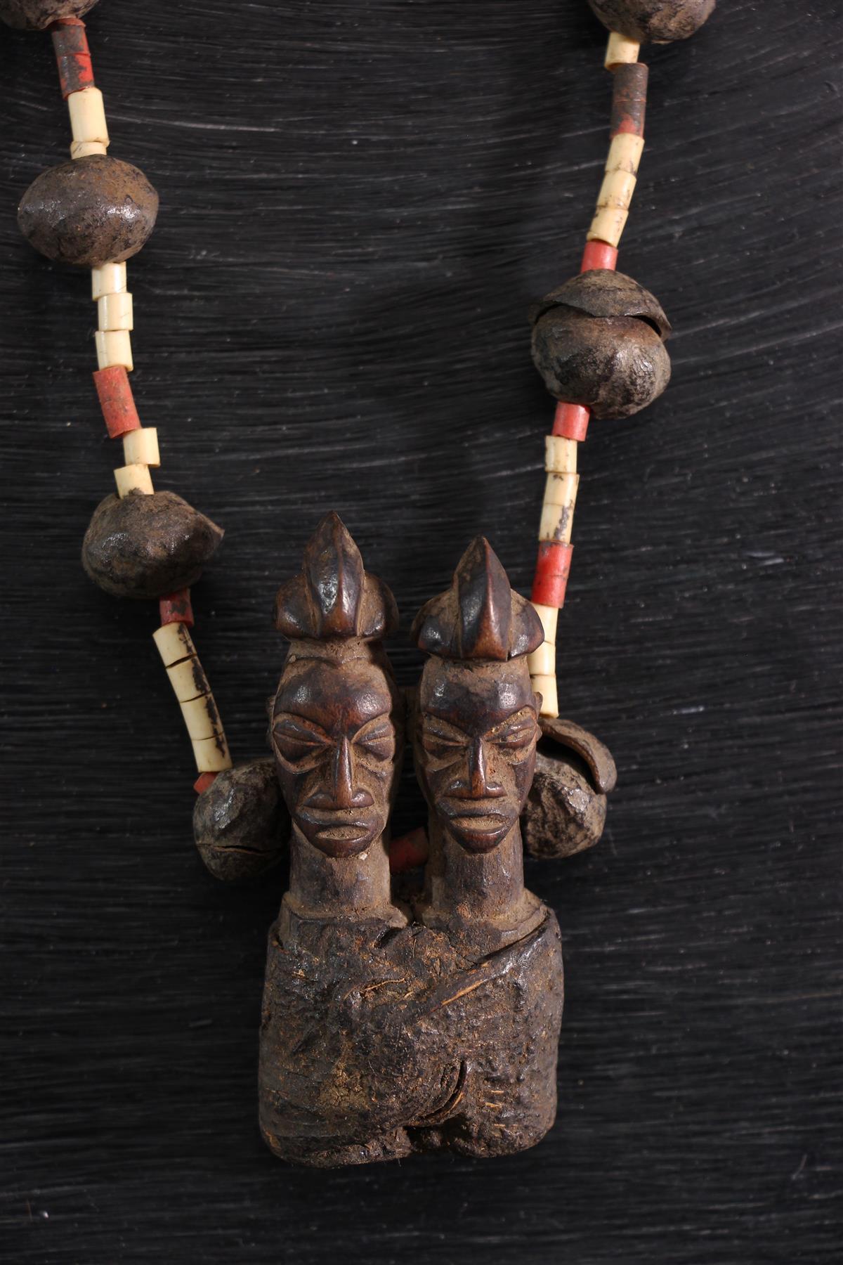 Collier Yaka - Art africain