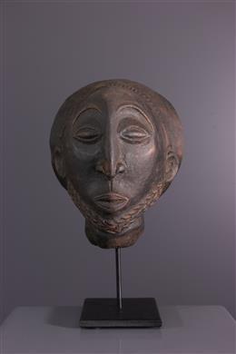 Art africain - Tête dancêtre Hemba