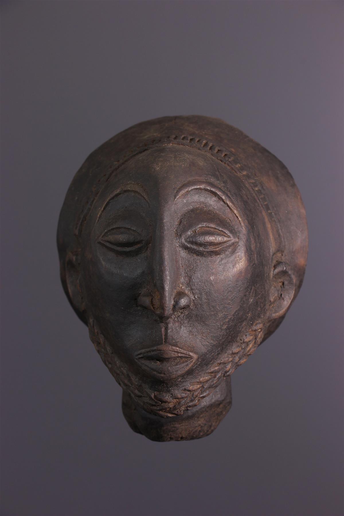 Tête Hemba - Art africain