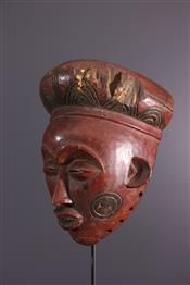 Masque africainMasque Chokwe