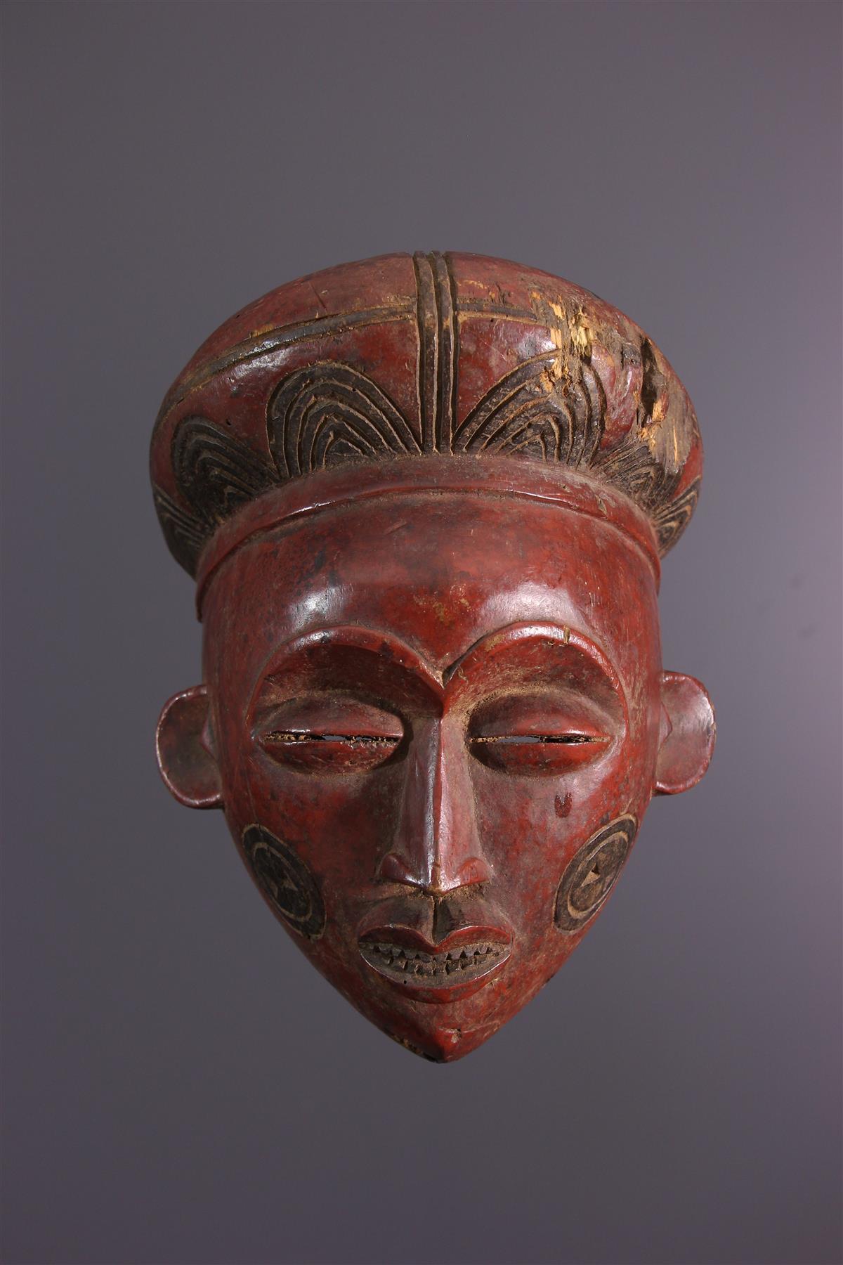 Masque Chokwe - Art africain