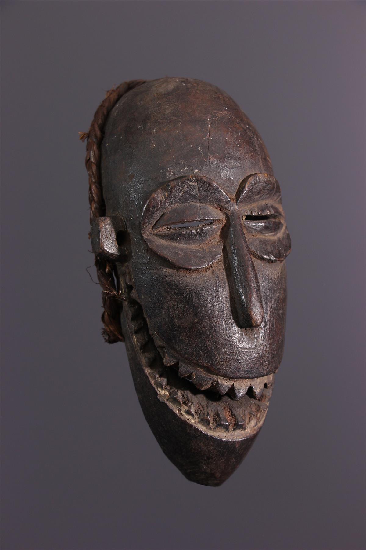 Masque Hemba - Art africain