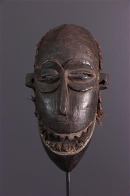 Art africain - Masquette Hemba Sukumutu