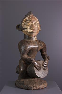 Art africain - Statue Nkanu