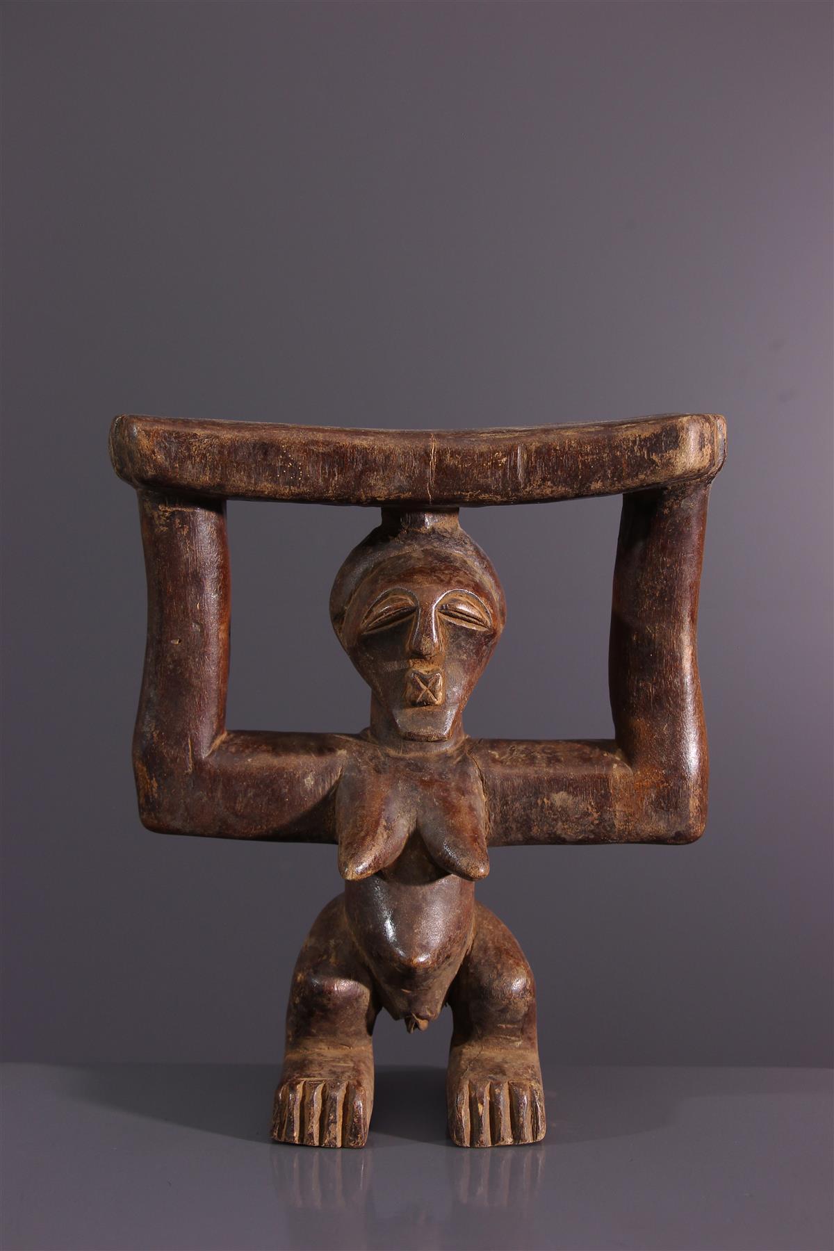 Appui-tête Songye - Art africain