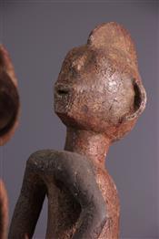 Statues africainesCouple Chamba