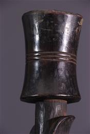 Bâton de commandementSceptre Tchokwe
