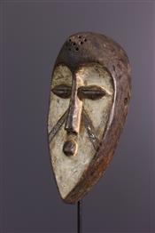 Masque africainMasquette Mahongwe