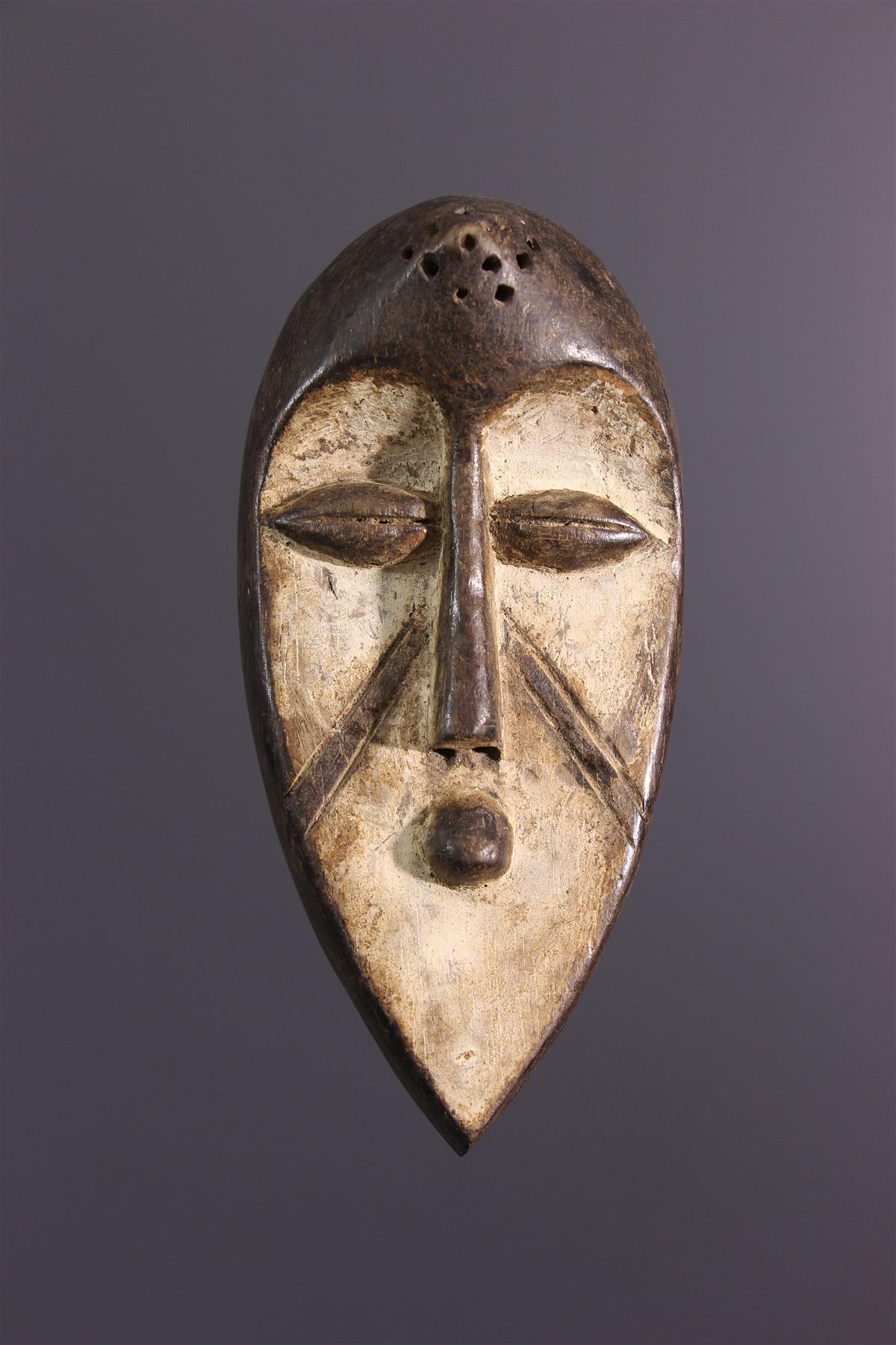 Masquette Mahongwe - Art africain