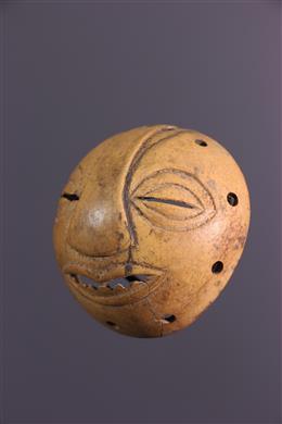 Petit masque Luba Kifwebe