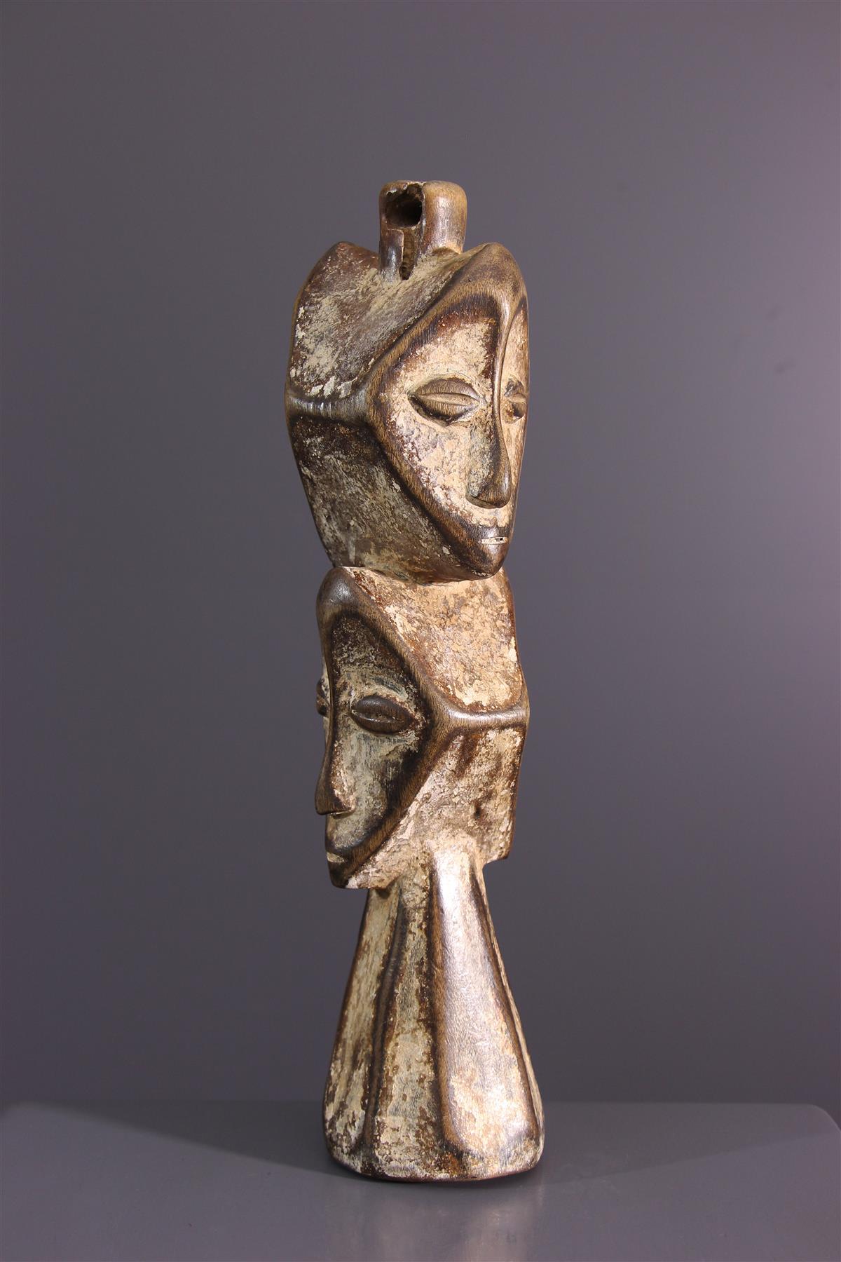 Statue Lega - Art africain