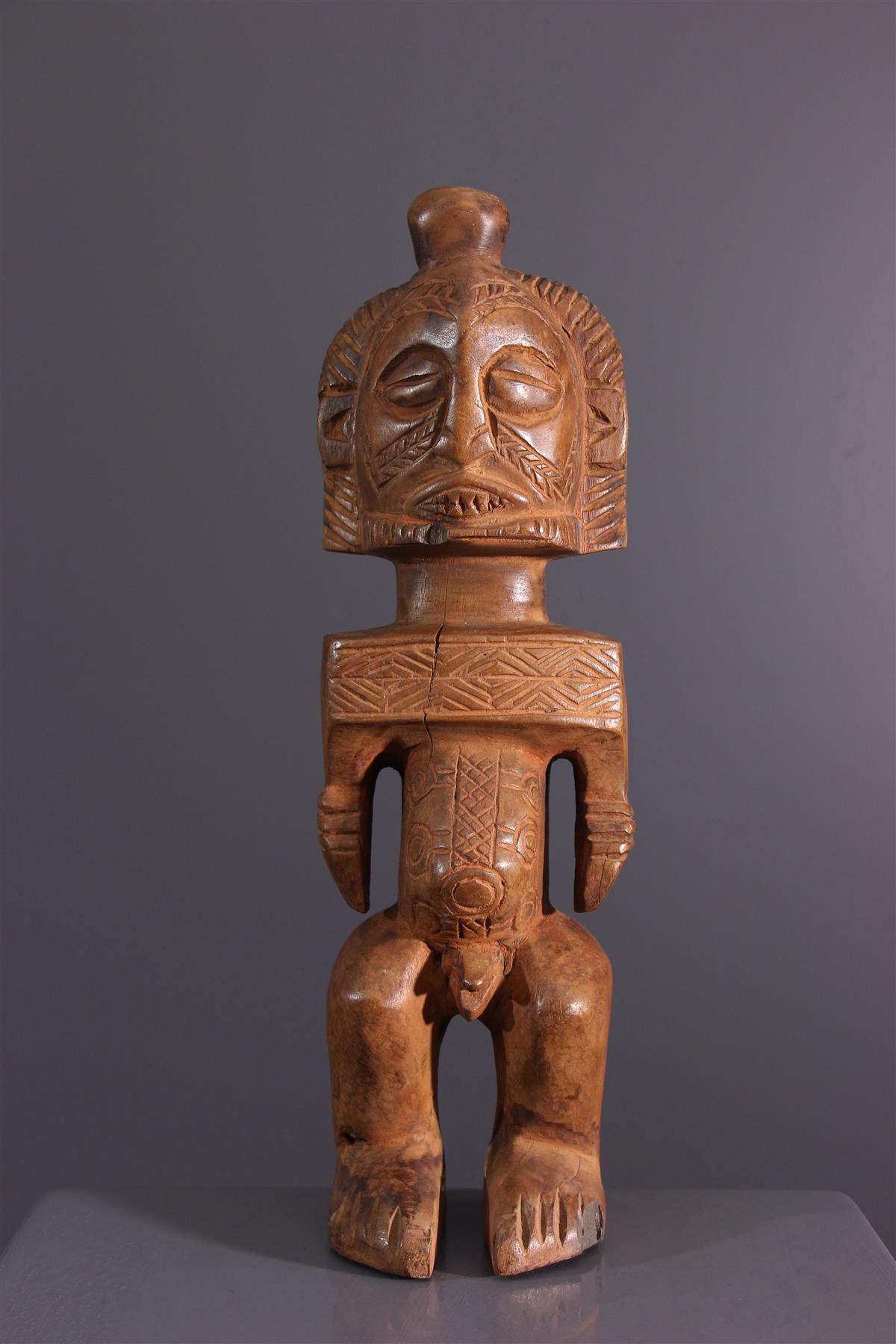 Statue Boyo - Art africain
