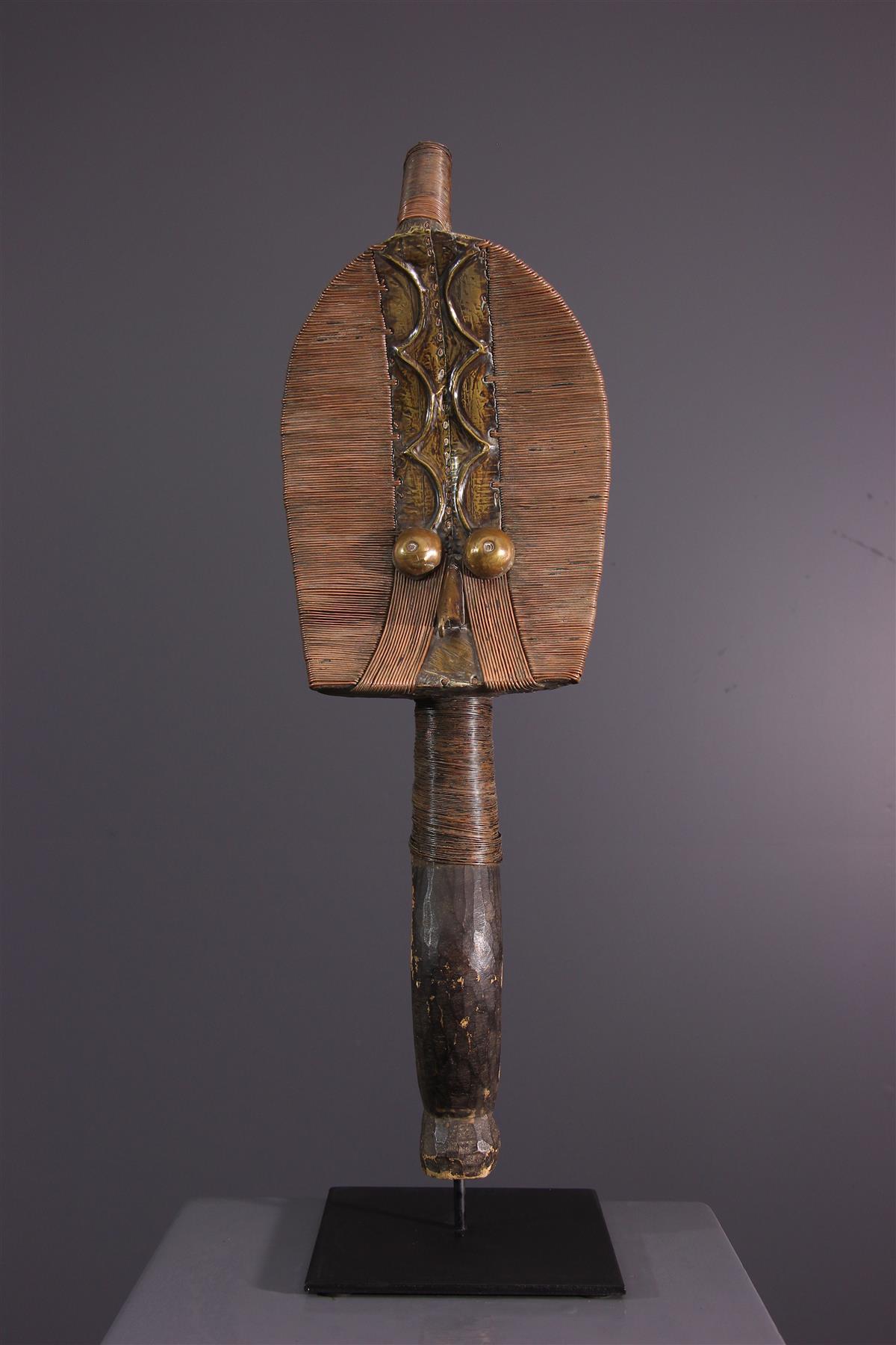 Reliquaire Mahongwe - Art africain