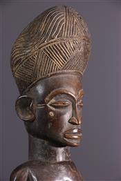 Statues africainesStatuette Lwena
