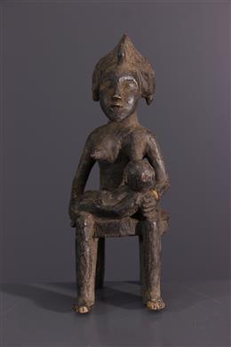 Maternité Senoufo - Art africain