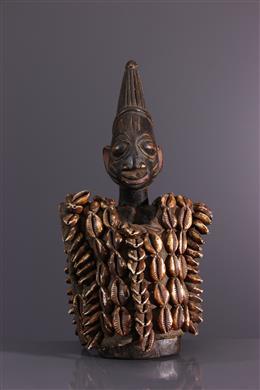 Art africain - Statuette Ere Ibedji Yoruba