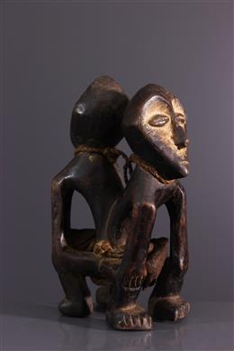 Statues Lega Iginga