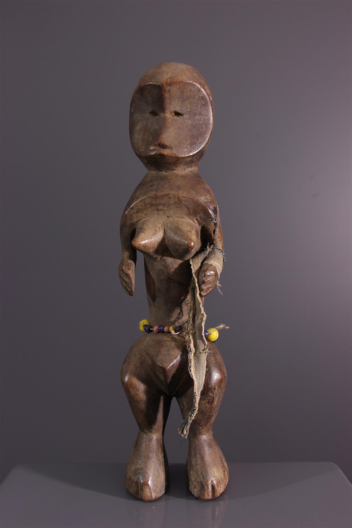 Fétiche Ngbaka - Art africain