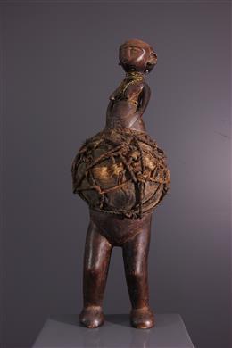 Figure de fertilité Sukuma / Nyamwezi