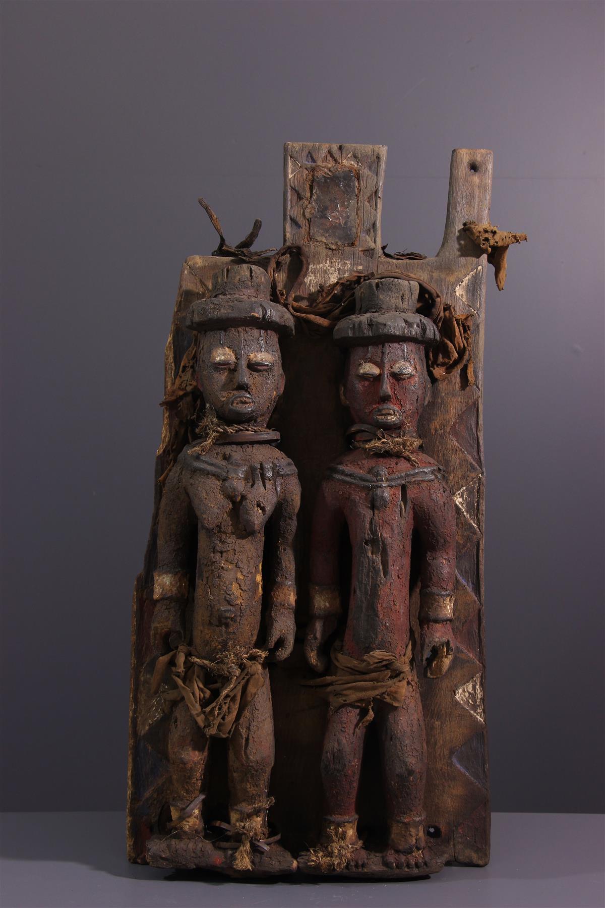 Ecran Kalabari - Art africain