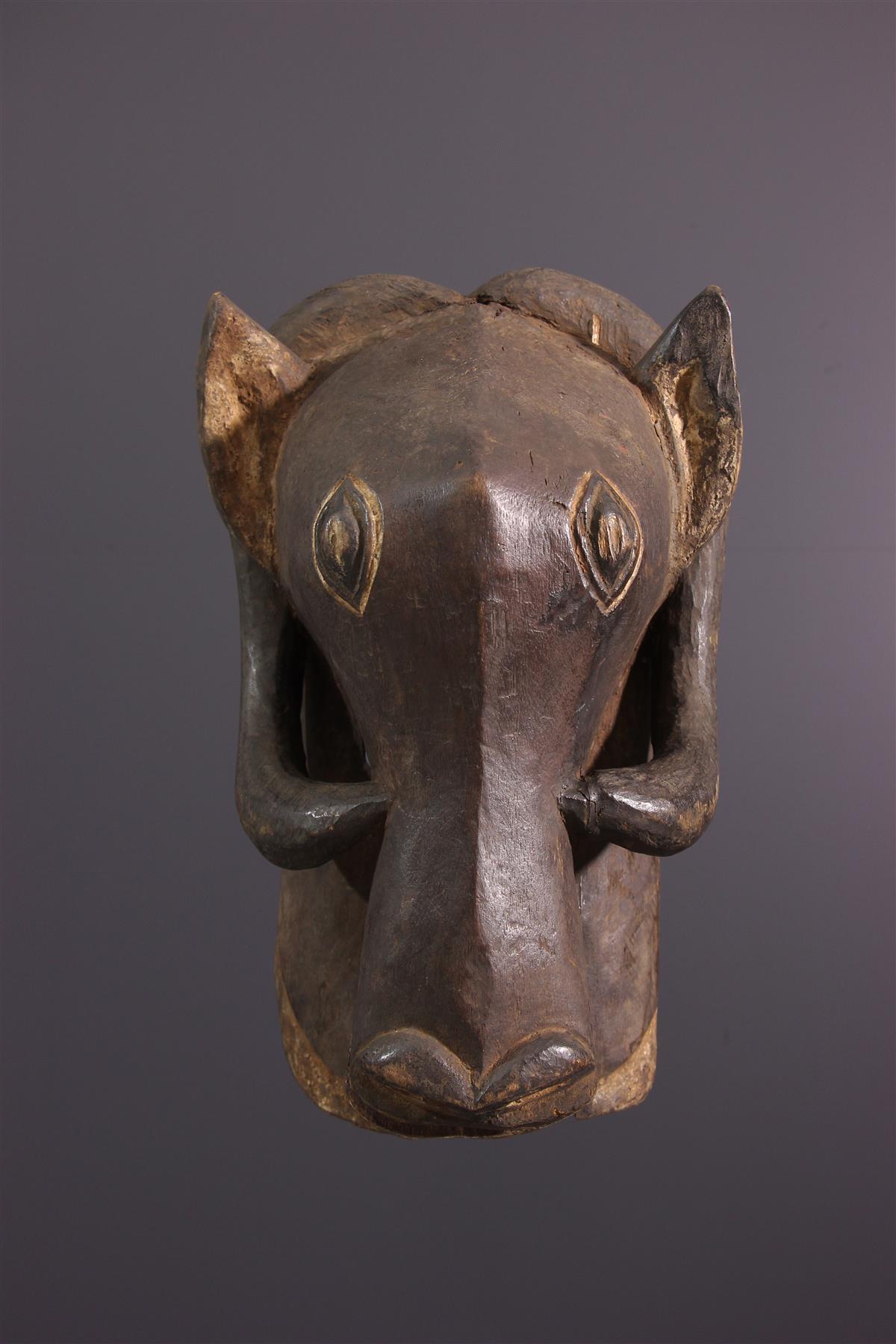 Masque Bemba - Art africain