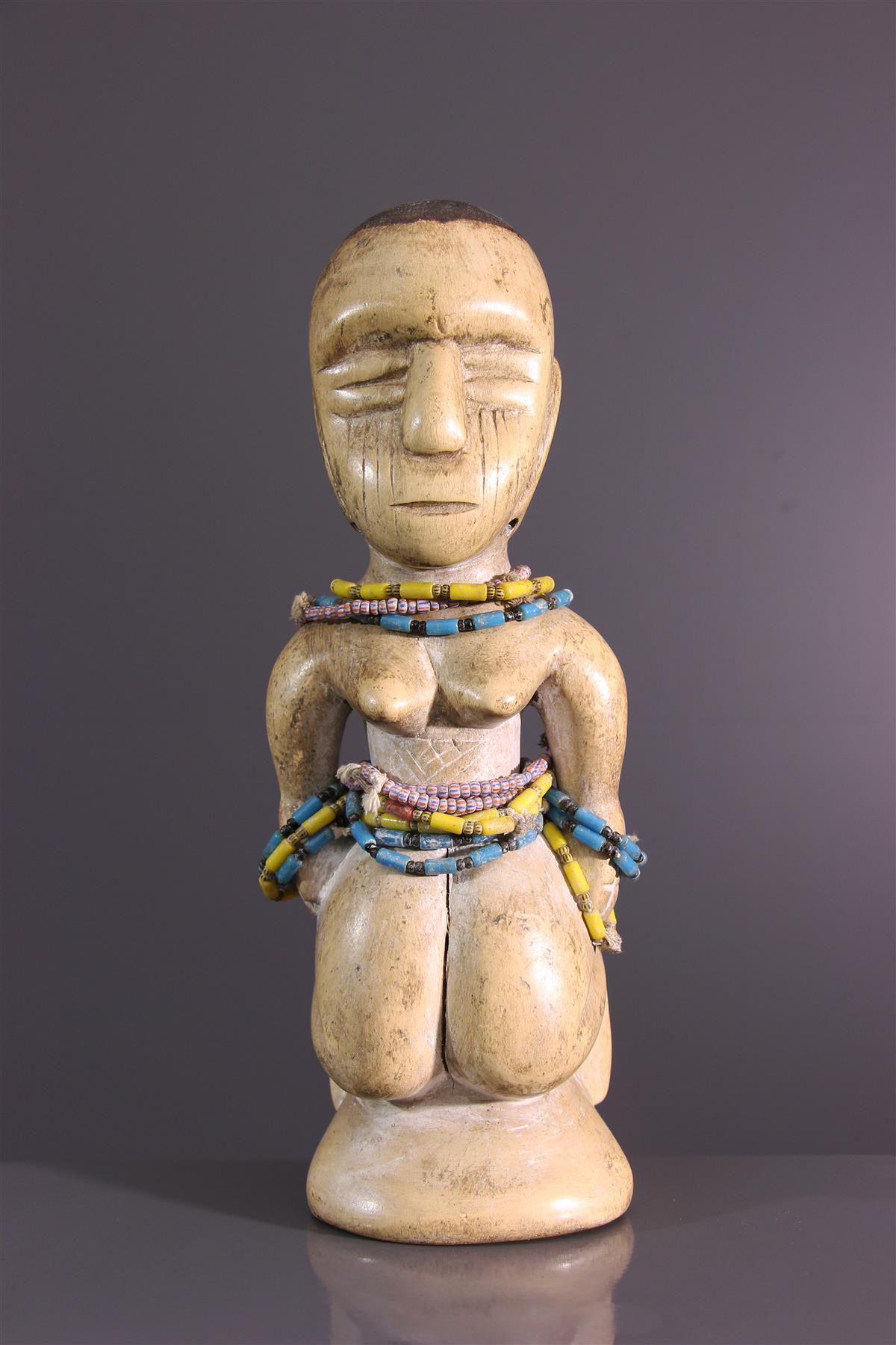 Statuette Bariba - Art africain