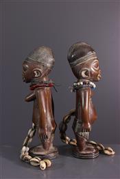 Statues africainesCouple Ibedji