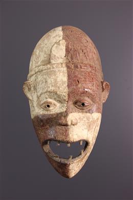 Masque de Nganga Kongo Yombe