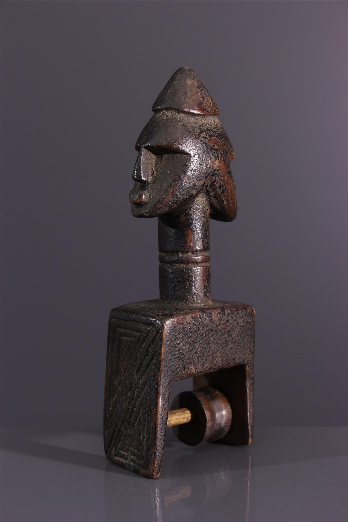 Etrier Senoufo - Art africain