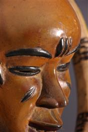 Masque africainMasque Gu