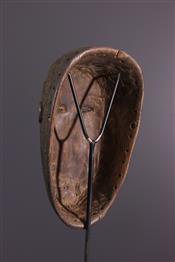 Masque africainMasque Bambara