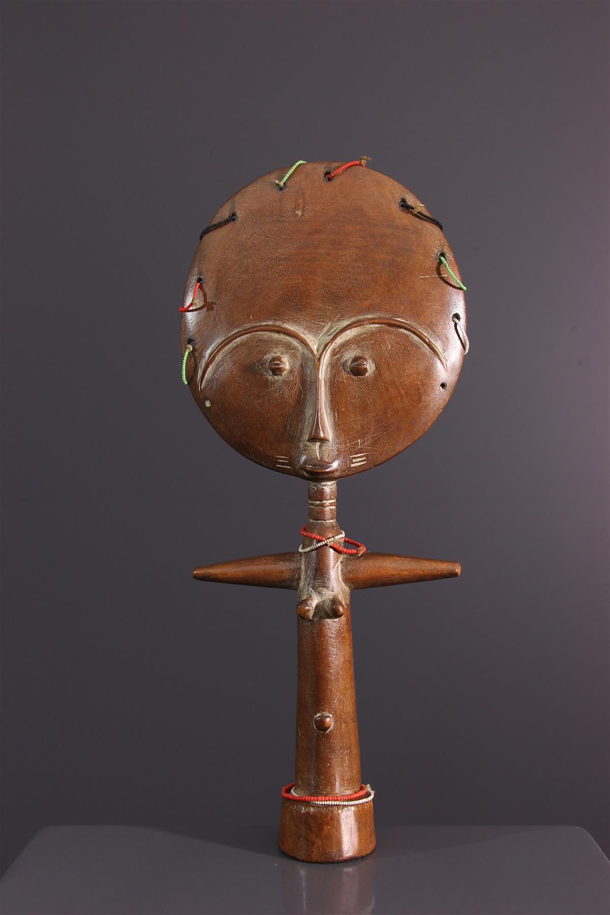 Poupée Ashanti - Art africain