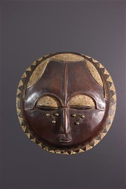 Masque Lune Baoulé/Yohouré