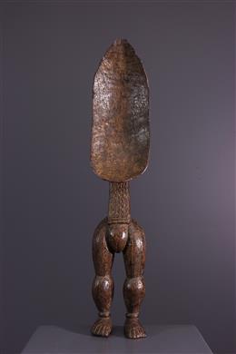 Art africain - Cuillère Dan Wakemia