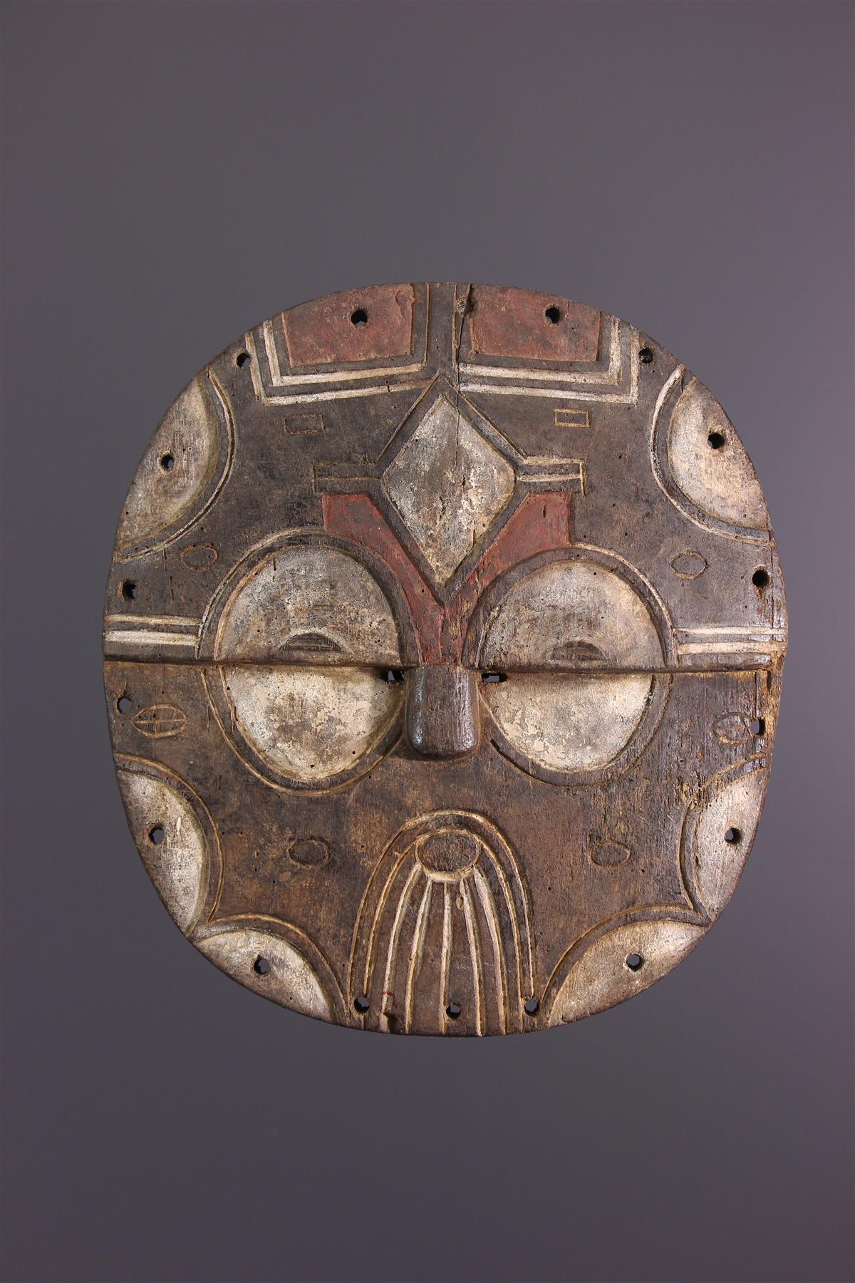 Masque Teke - Art africain