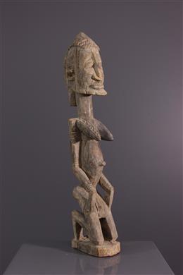 Figure d ancêtre Dogon Bombou-toro