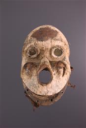 Masque africainMasque Bulu