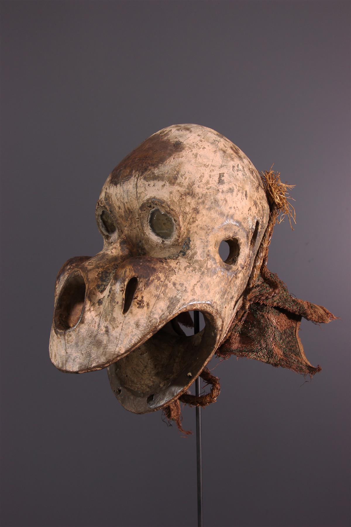 Masque Bulu - Art africain