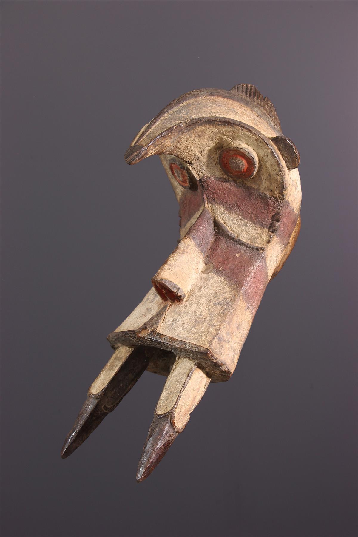 Masque Igbo Ogbodo Enyi - Art africain