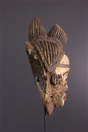 Masque africainMasque Punu