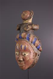 Masque africainMasque Yorouba