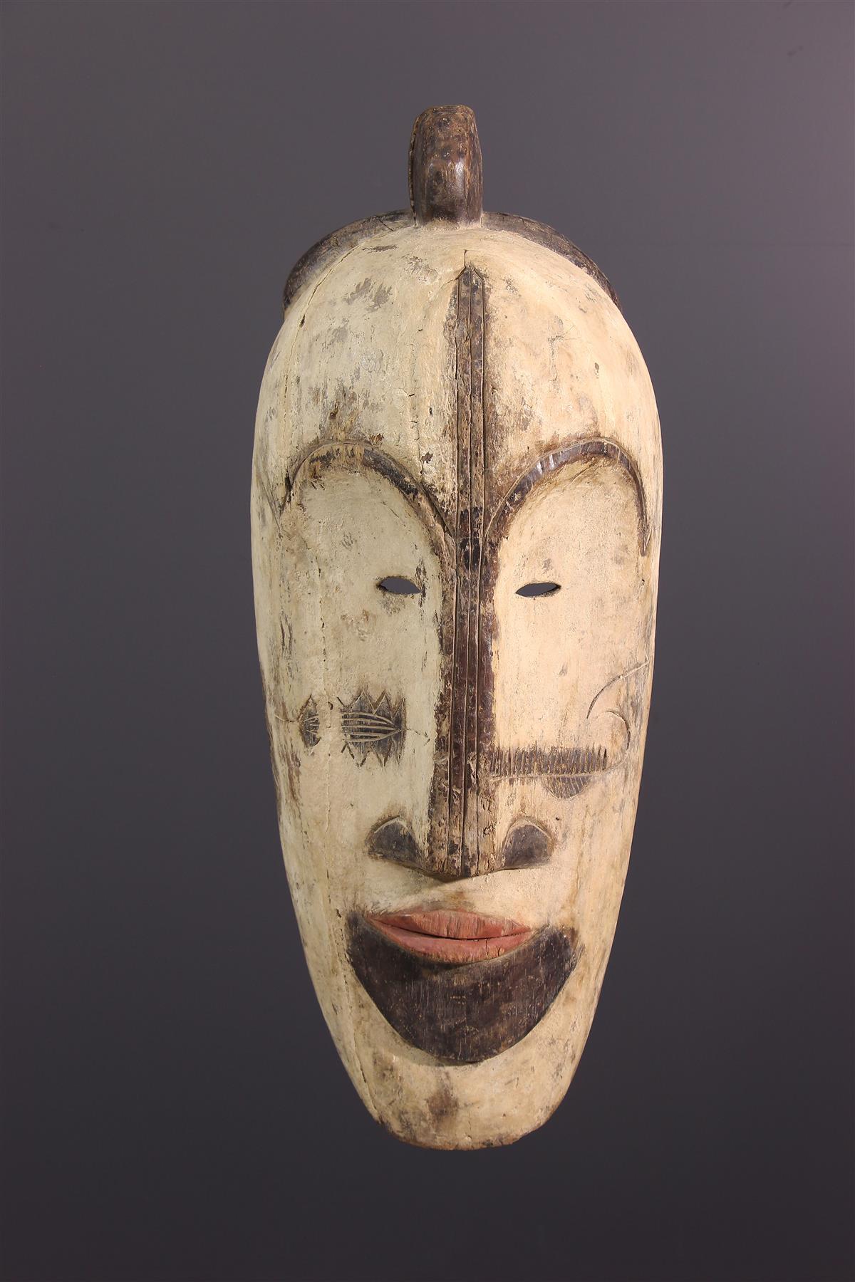 Masque Ngil - Art africain