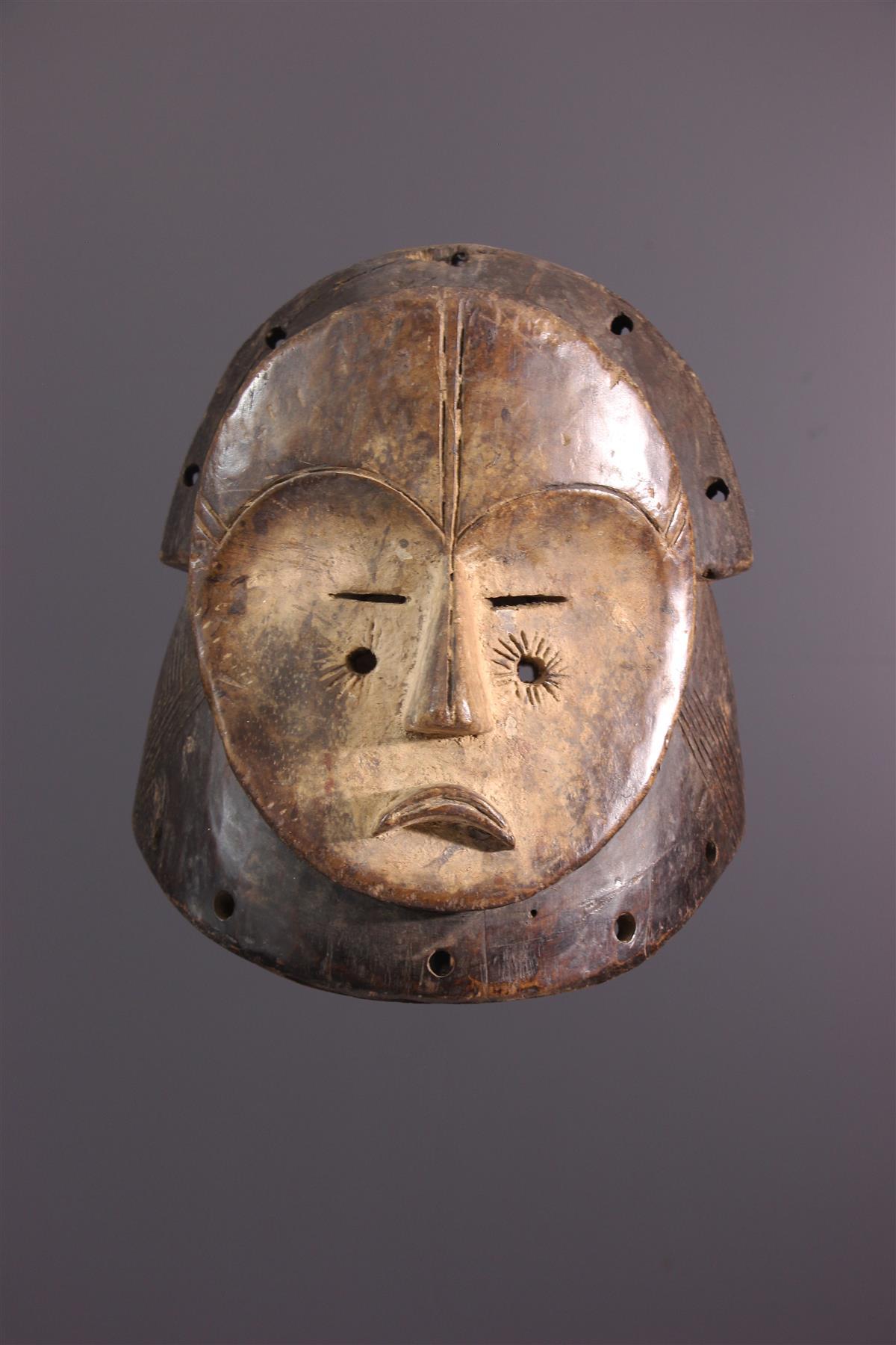 Masque Ngontang - Art africain