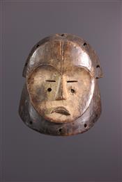 Masque africainMasque Ngontang