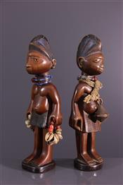 Statues africainesIbedji Yoruba