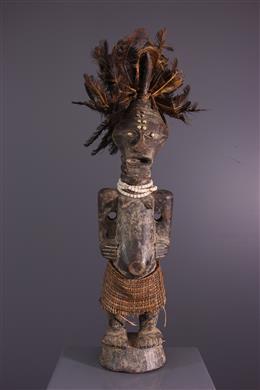 Art africain - Statue fétiche Songye